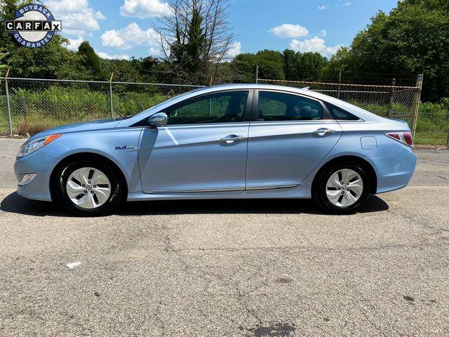 2013 Hyundai Sonata Hybrid Base Madison, NC 4
