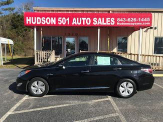 2013 Hyundai Sonata Hybrid Sedan | Myrtle Beach, South Carolina | Hudson Auto Sales in Myrtle Beach South Carolina