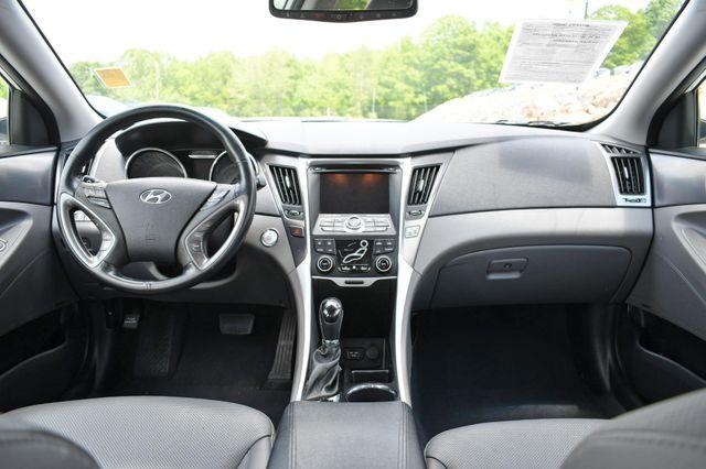 2013 Hyundai Sonata Hybrid Limited Naugatuck, Connecticut 16