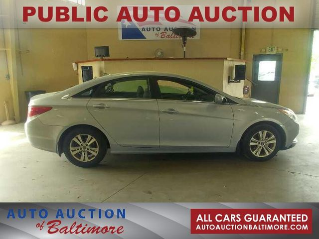 2013 Hyundai Sonata GLS PZEV | JOPPA, MD | Auto Auction of Baltimore  in Joppa MD