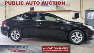 2013 Hyundai Sonata GLS PZEV   JOPPA, MD   Auto Auction of Baltimore  in Joppa MD
