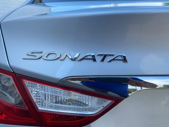 2013 Hyundai Sonata GLS PZEV Madison, NC 13