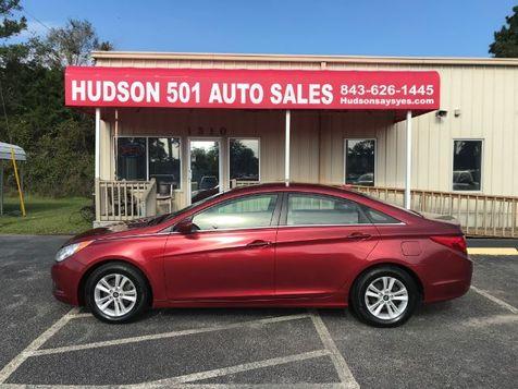 2013 Hyundai Sonata GLS PZEV | Myrtle Beach, South Carolina | Hudson Auto Sales in Myrtle Beach, South Carolina