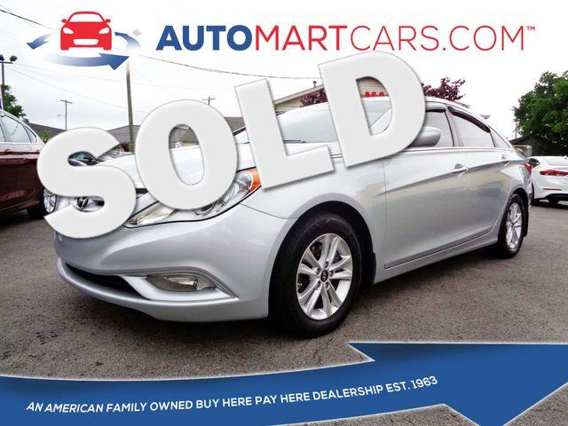 2013 Hyundai Sonata GLS | Nashville, Tennessee | Auto Mart Used Cars Inc. in Nashville Tennessee