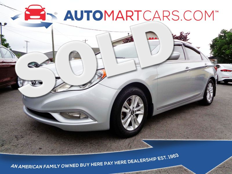 2013 Hyundai Sonata GLS   Nashville, Tennessee   Auto Mart Used Cars Inc. in Nashville Tennessee
