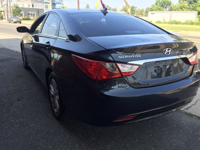 2013 Hyundai Sonata GLS PZEV New Brunswick, New Jersey 6