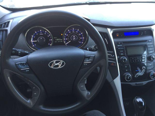 2013 Hyundai Sonata GLS PZEV New Brunswick, New Jersey 12