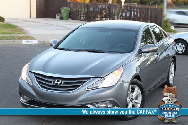 2013 Hyundai SONATA GLS 75K MLS AUTOMATIC XLNT CONDITION