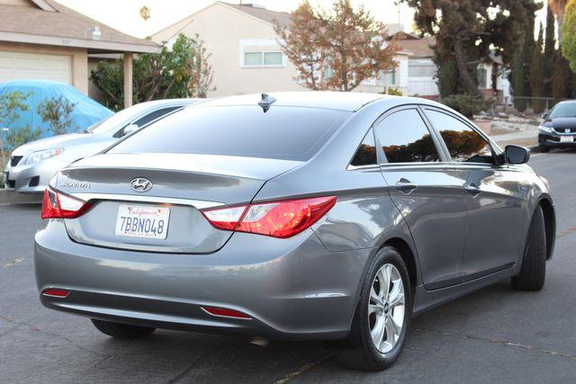 2013 Hyundai SONATA GLS 75K MLS AUTOMATIC XLNT CONDITION in Van Nuys, CA 91406