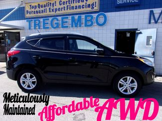 2013 Hyundai Tucson AWD GLS in Bentleyville, Pennsylvania 15314