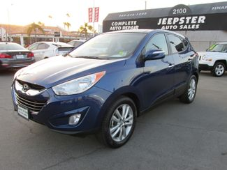 2013 Hyundai Tucson Limited in Costa Mesa, California 92627