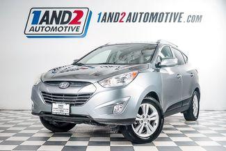 2013 Hyundai Tucson GLS in Dallas TX