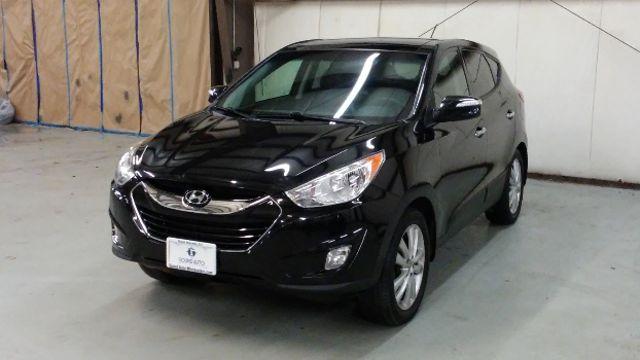 2013 Hyundai Tucson Limited w/Navigation