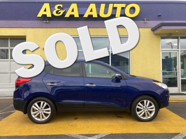 2013 Hyundai Tucson Limited in Englewood, CO 80110