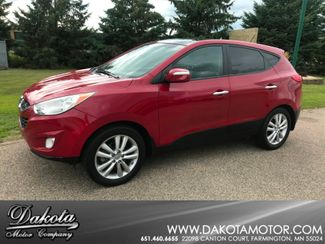 2013 Hyundai Tucson Limited Farmington, MN