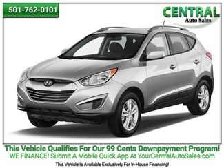 2013 Hyundai Tucson GLS | Hot Springs, AR | Central Auto Sales in Hot Springs AR