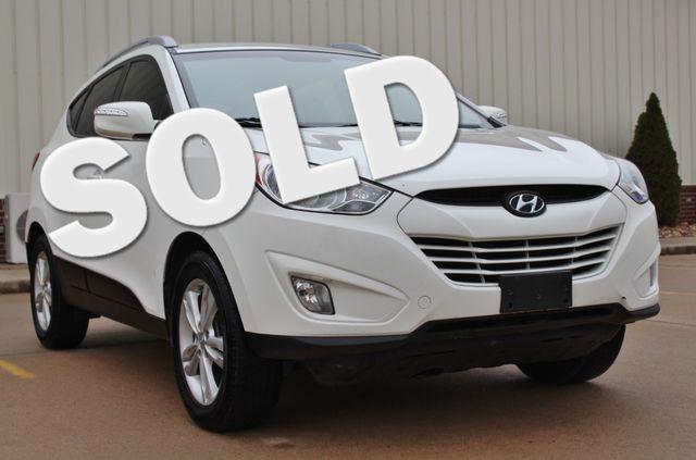 2013 Hyundai Tucson GLS in Jackson, MO 63755