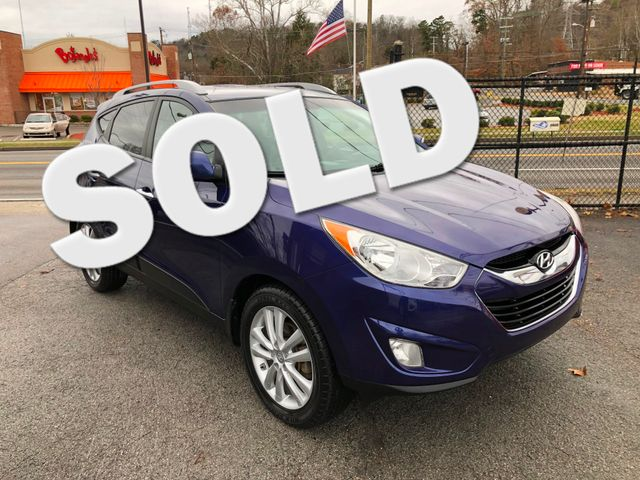 2013 Hyundai Tucson Limited Knoxville , Tennessee