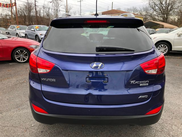 2013 Hyundai Tucson Limited Knoxville , Tennessee 42