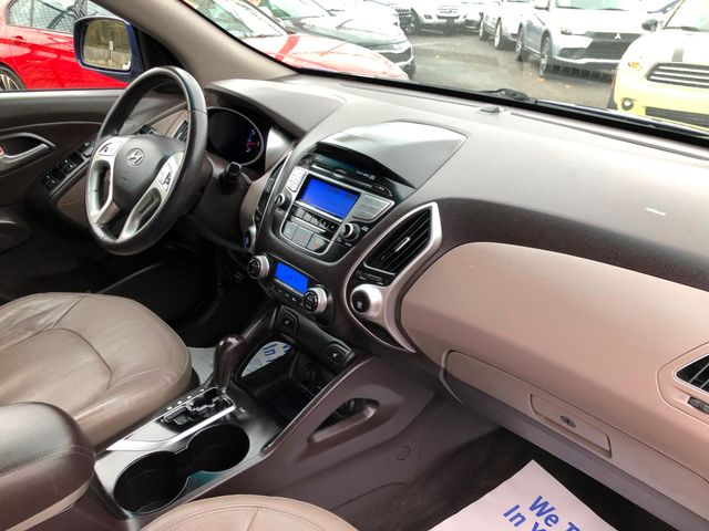 2013 Hyundai Tucson Limited Knoxville , Tennessee 59