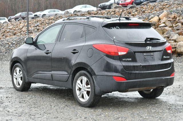 2013 Hyundai Tucson GLS Naugatuck, Connecticut 4