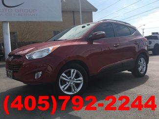 2013 Hyundai Tucson GLS LOCATED AT 39TH SHOWROOM 405-792-2244 in Oklahoma City OK