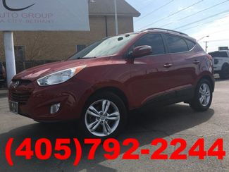 2013 Hyundai Tucson GLS LOCATED AT 39TH SHOWROOM 405-792-2244 in Oklahoma City OK