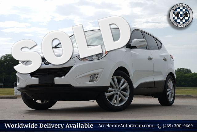 2013 Hyundai Tucson Limited in Rowlett
