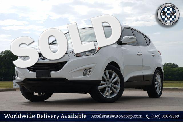 2013 Hyundai Tucson Limited in Rowlett