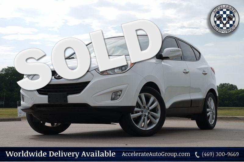 2013 Hyundai Tucson Limited in Rowlett Texas