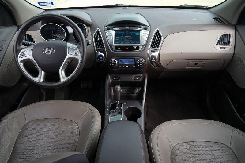 2013 Hyundai Tucson Limited in Rowlett, Texas