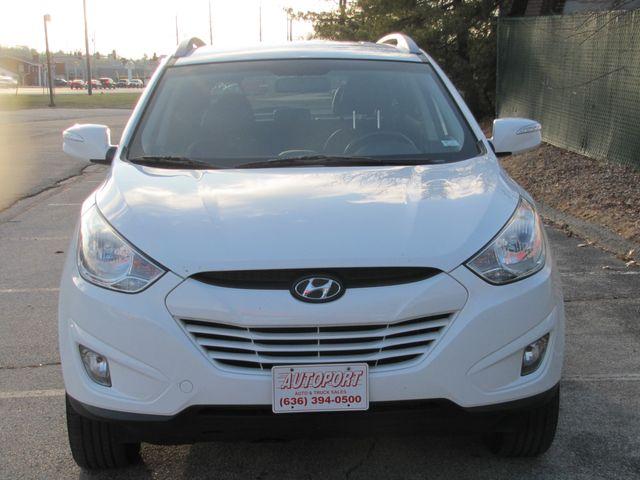 2013 Hyundai Tucson GLS St. Louis, Missouri 2