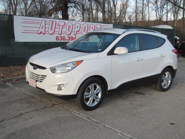 2013 Hyundai Tucson GLS St. Louis, Missouri 3