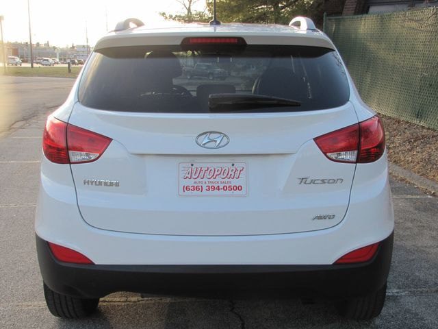 2013 Hyundai Tucson GLS St. Louis, Missouri 4