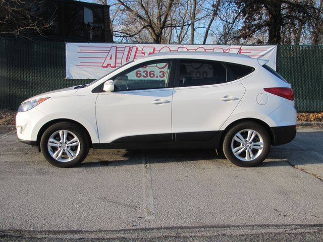 2013 Hyundai Tucson GLS St. Louis, Missouri 5