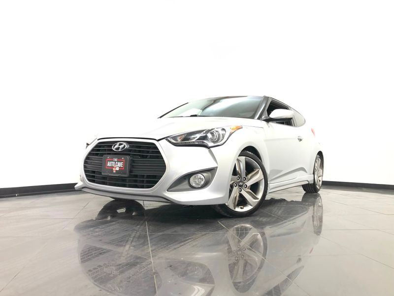 2013 Hyundai Veloster *2013 Turbo w/Black Int* | The Auto Cave in Addison
