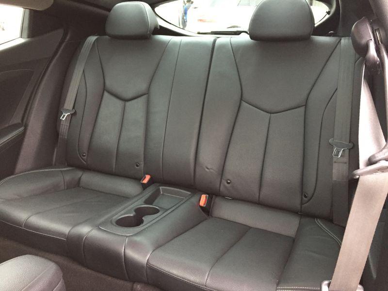 2013 Hyundai Veloster Turbo wBlack Int  Brownsville TX  English Motors  in Brownsville, TX