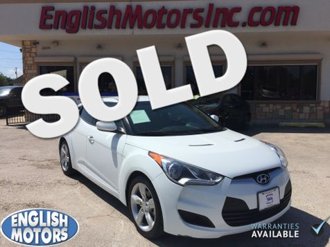 2013 Hyundai Veloster w/Gray Int in Brownsville, TX