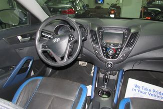 2013 Hyundai Veloster Turbo w/Blue Int Chicago, Illinois 10