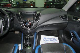 2013 Hyundai Veloster Turbo w/Blue Int Chicago, Illinois 11