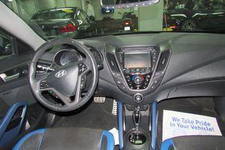 2013 Hyundai Veloster Turbo w/Blue Int Chicago, Illinois 12