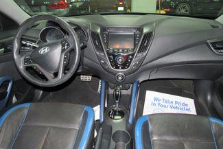 2013 Hyundai Veloster Turbo w/Blue Int Chicago, Illinois 13