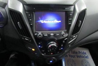 2013 Hyundai Veloster Turbo w/Blue Int Chicago, Illinois 16
