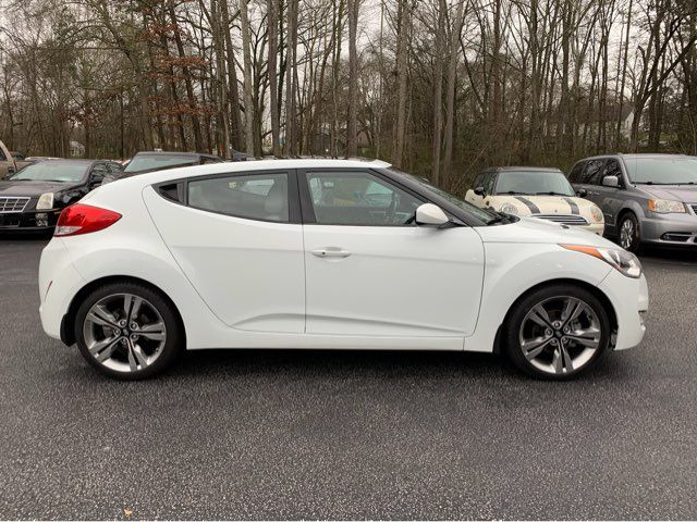 2013 Hyundai Veloster w/Gray Int Dallas, Georgia 3