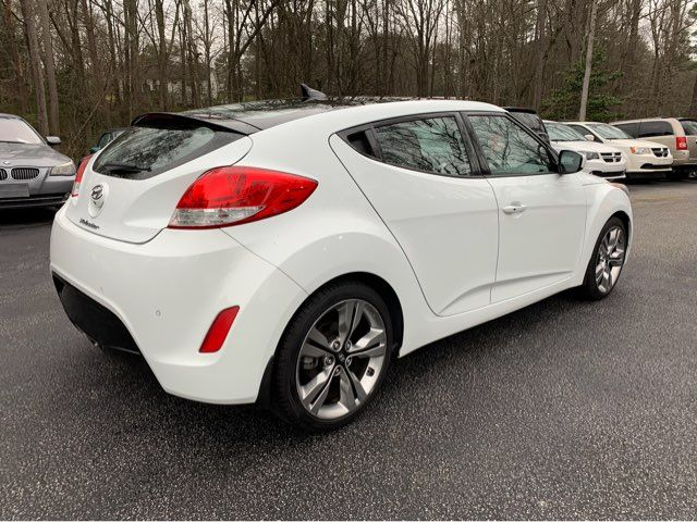 2013 Hyundai Veloster w/Gray Int Dallas, Georgia 4