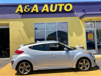 2013 Hyundai Veloster Turbo w/Black Int in Englewood, CO 80110