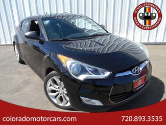 2013 Hyundai Veloster w/Black Int in Englewood, CO 80110