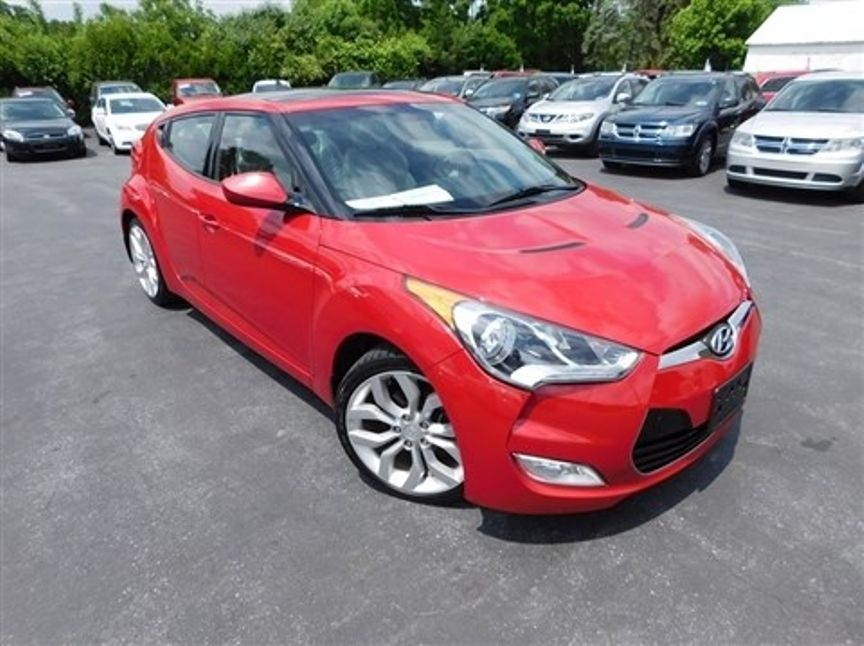 2013 Hyundai Veloster W Gray Int Ephrata Pa Oregon Pike Motors