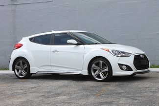 2013 Hyundai Veloster Turbo w/Black Int Hollywood, Florida 50