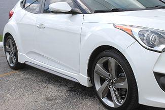 2013 Hyundai Veloster Turbo w/Black Int Hollywood, Florida 2